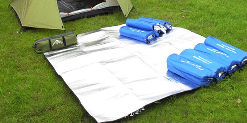 Thảm trải lều cắm trại đa năng